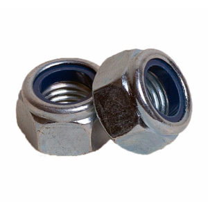 Гайка со стопорным кольцом DIN 985 самоконтрящаяся от производителя