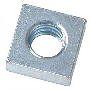 Гайки квадратные низкие оцинкованные DIN 562 от производителя
