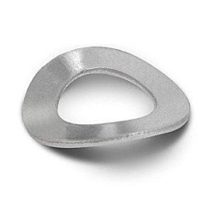 Шайба выпуклая из нержавеющей стали по стандарту DIN 137 Form A от производителя