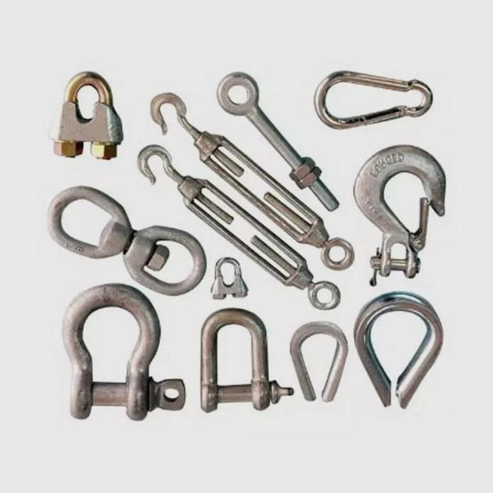 Типы такелажного оборудования