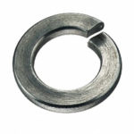 Шайба пружинная без покрытия DIN 127 из китая от производителя