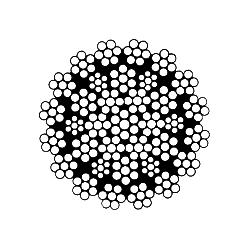 Канат стальной, некрутящийся 35×7